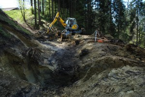 ArchDienst Funde bei archäologischen Grabungen in Bayern